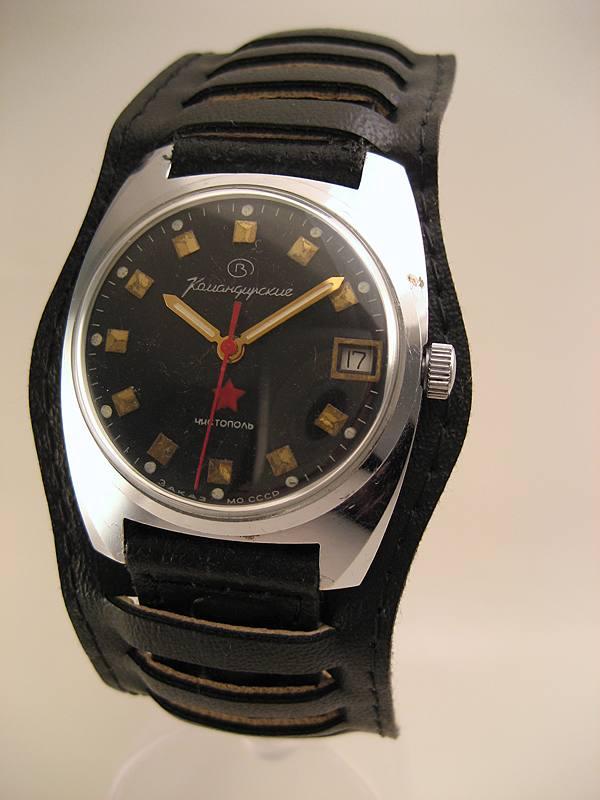 Наручные часы СССР